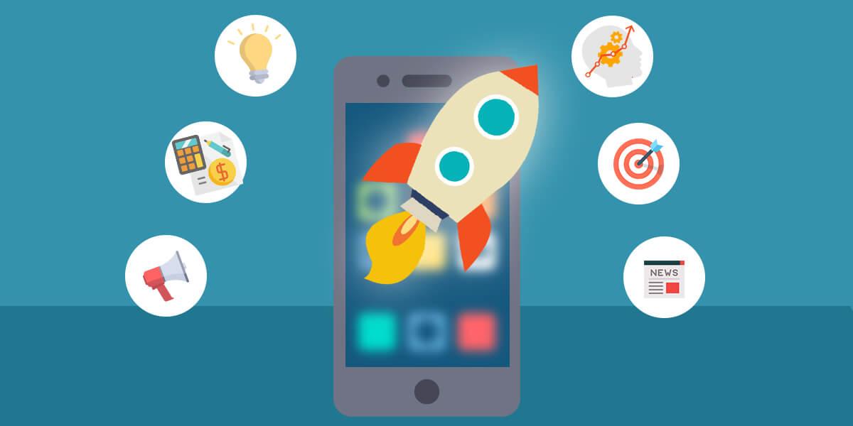 mobile app launch
