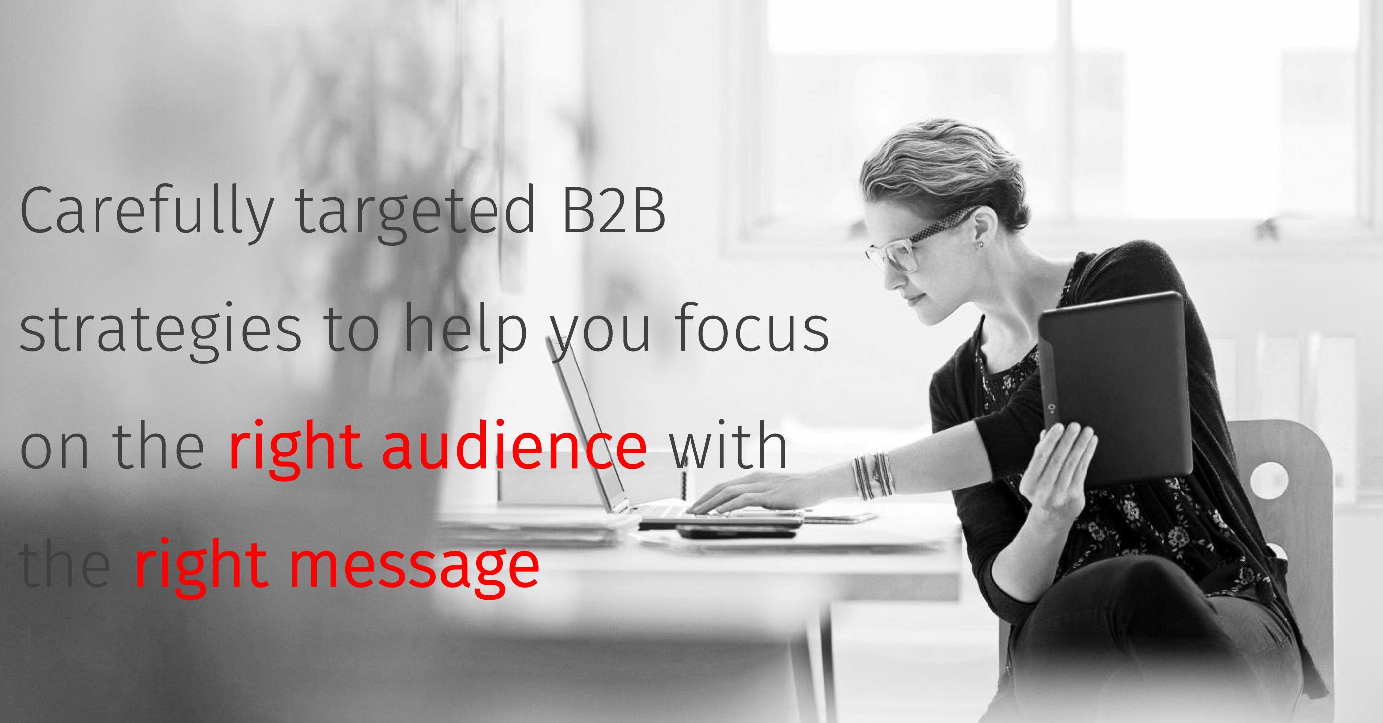 B2B Strategy Framework